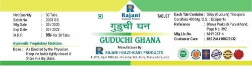 Guduchi Ghan Tablets