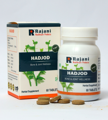 Highly Effective Hadjod Tablet