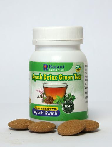 Ayush Detox Green Tea