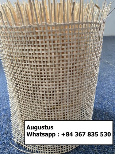 High Quality Rattan Cane Square Webbing For Resort