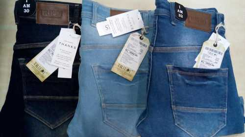 Trifoi Jeans With Brand Bill