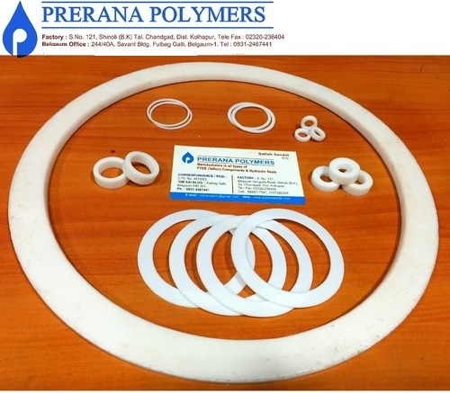 Ptfe Backup Rings And Washers