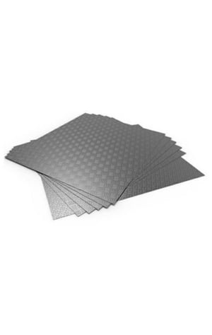 Stainless Steel Chequred Sheet