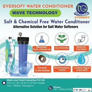 High Performance Water Conditioner