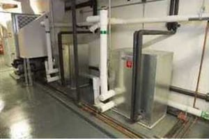 Electric Industrial VRF Systems
