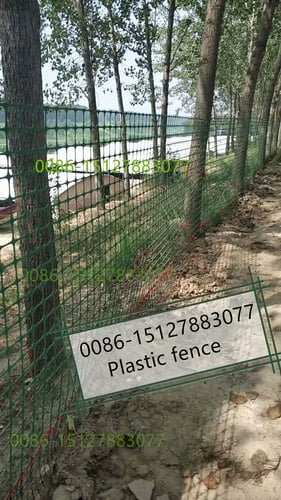 Plastic Mesh With High Tensile Strength