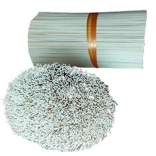 Bleached Bamboo Sticks for Making Agarbatti