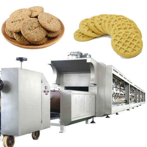 Fully Automatic Cookies Makings Machine