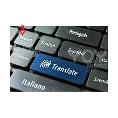 Dutch To English Language Translation Service