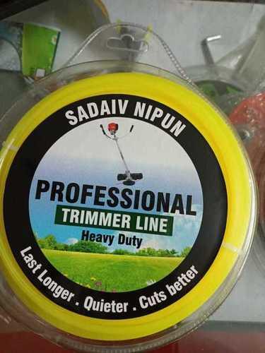 Trimmer Line (3.00mm X 50mtr Round Nylon)