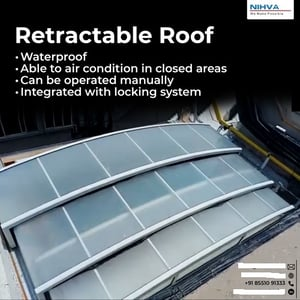 Automatic Retractable Roof System