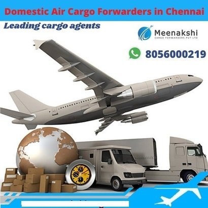 Domestic Air Cargo Forwarders Services