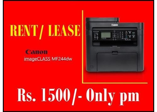 Canon Mf 244 Dw Laser Printer Rental Service