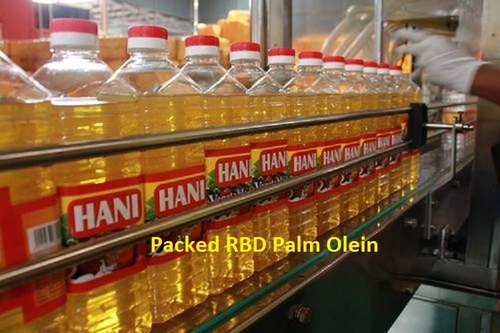 Packed Rbd Palm Olein