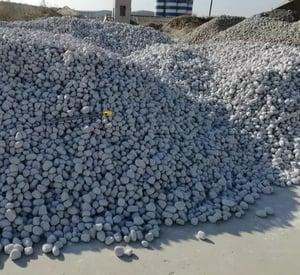 River Pebble Balls With Low Abrasion
