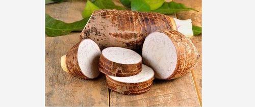 100% Natural Fresh Taro Root