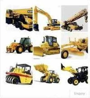 Construction Earth Moving Machine