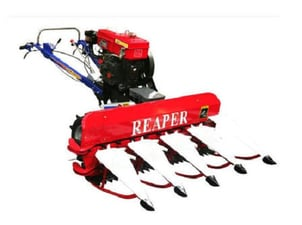 Paddy Reaper Agricultural Machine