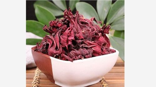 Red Dried Hibiscus Roselle