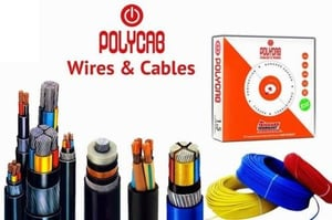 Electric Polycab Wire Cable