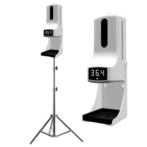 K9 PRO Automatic Temperature and Desinfection Sanitiser Dispenser