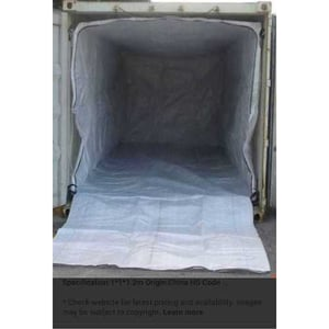 Tear Resistance Container Liner