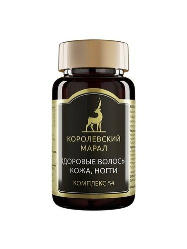 Dietary Supplement Complex (Healthy Hair, Skin, Nails) Dosage Form: Capsule