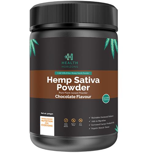 Plant Based Hemp Sativa Powder Chocolate Flavour
