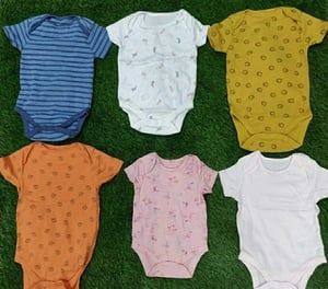New Born Baby Full and Half Sleeve Rompers