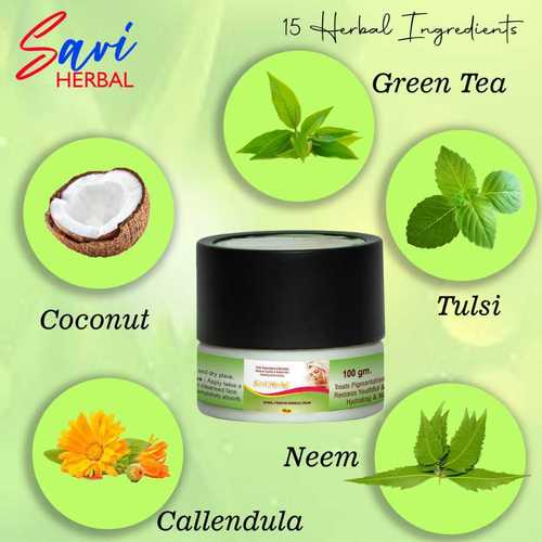 Safe to Use Herbal Face Cream