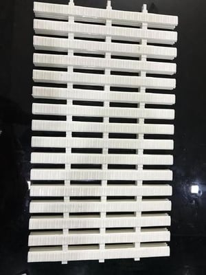 Easy to Clean Pool Grating