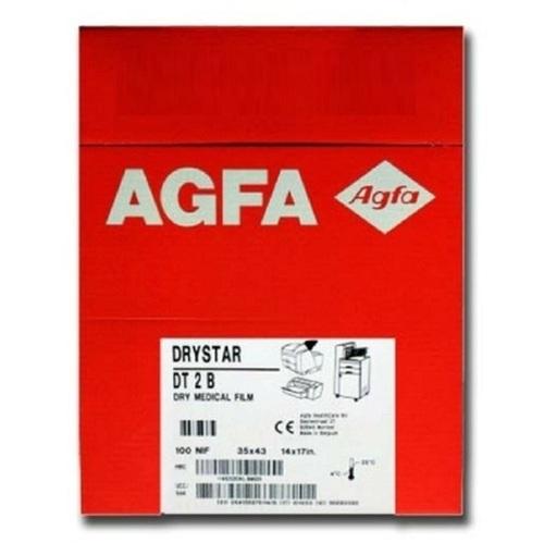Agfa Drystar DT2B X Ray Film