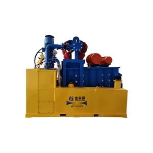 Recycling Waste System Mud Purification Recycling Equipments