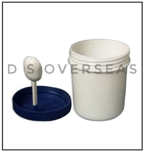 Stool Collection Container with Spatula