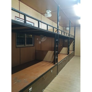 Two Tier Labour Accommodation Cabin