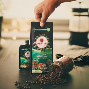 Robusta Coffee Concentrate Ready To Use 200g