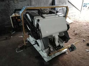 Electric Automatic Heavy Duty Die Punching Machine