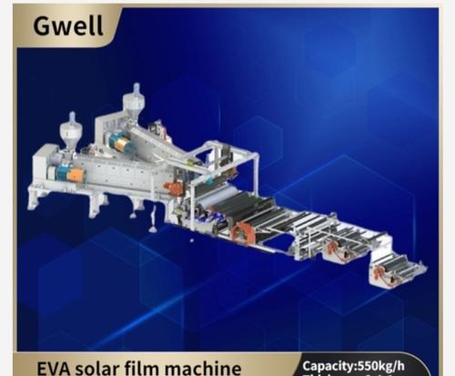 EVA /POA Solar Film Plastic Extrusion Machine