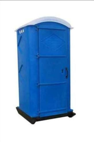 Surface Coated Portable Toilets