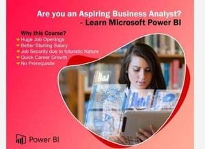 Online Certification Course for Power BI Training