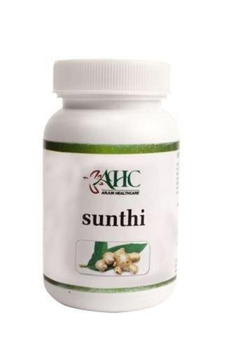 Sunthi Zingiber Officinale Ginger Digestive 250 Mg Capsules