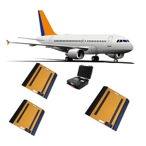Portable Weigh Pad Aircraft Weighing Systems