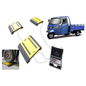 Two Wheeler And Three Wheeler Weighing Systems