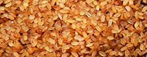 Short Grain Dried Red Rice