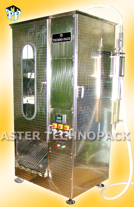 Edible Oil Packaging Machine