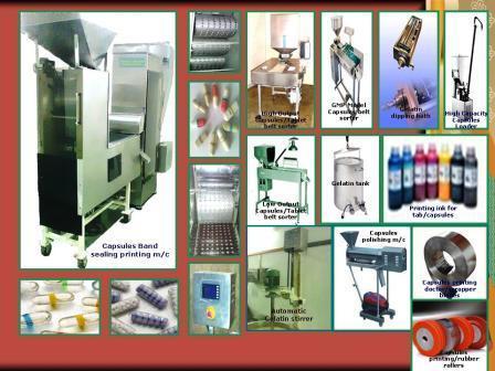 Capsule Band Sealing Machine - AIMTEE MACHINE CORPORATION