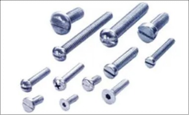 Silver Machine Stainless Steel Screw