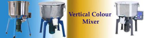 Vertical Colour Mixer