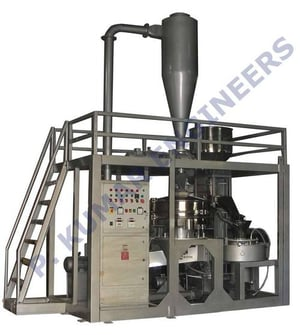 Pulverizer For Powder Coating