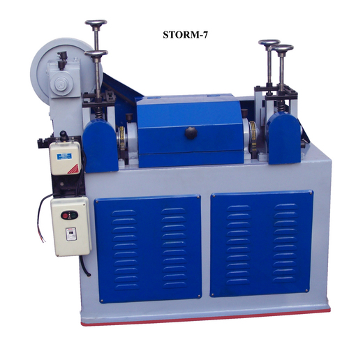 Wire Straightening And Cutting Machines Storm-7